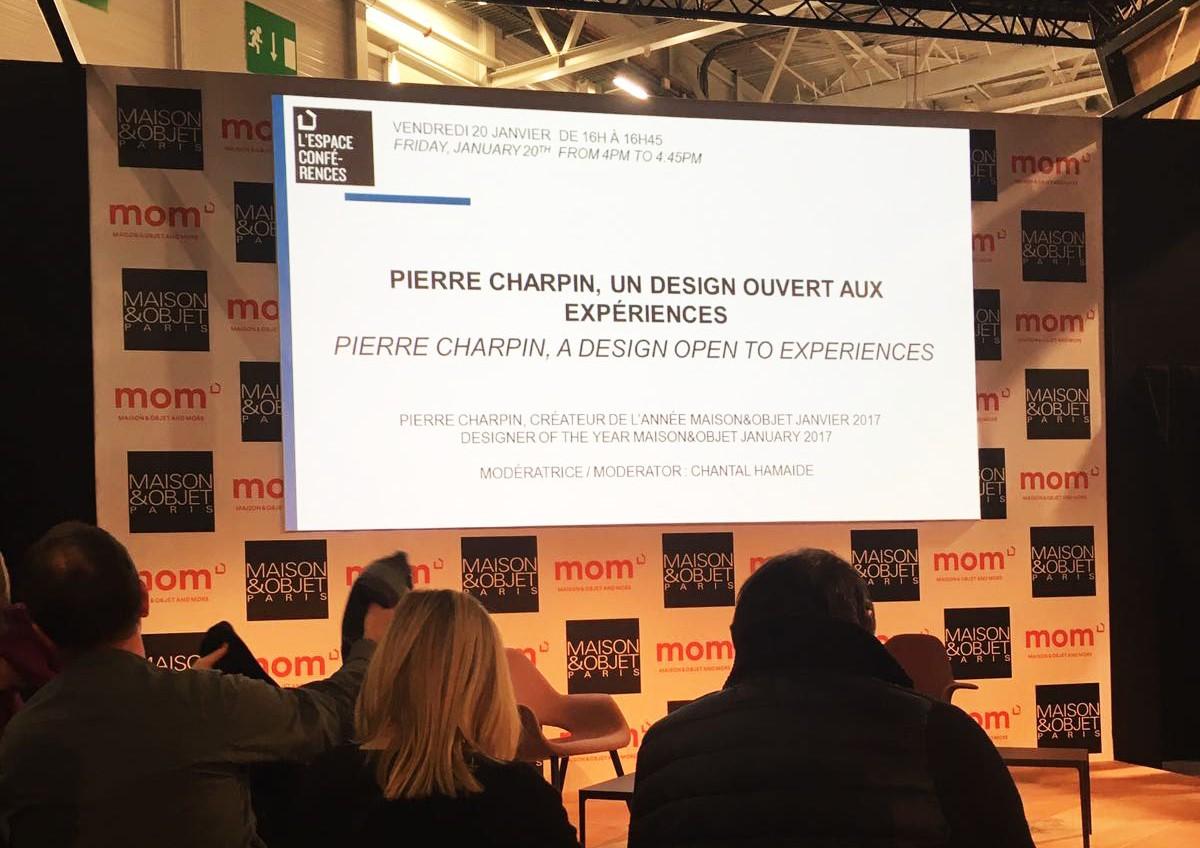 2 Pierre Charpin At Maison Et Objet Paris 2017 Pierre Charpin Pierre Charpin At Maison Et Objet Paris 2017 2