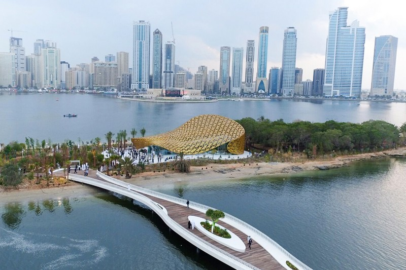 These two futuristic projects have structures inspired by nature  nature These two futuristic projects have structures inspired by nature These two futuristic projects have structures inspired by nature 1