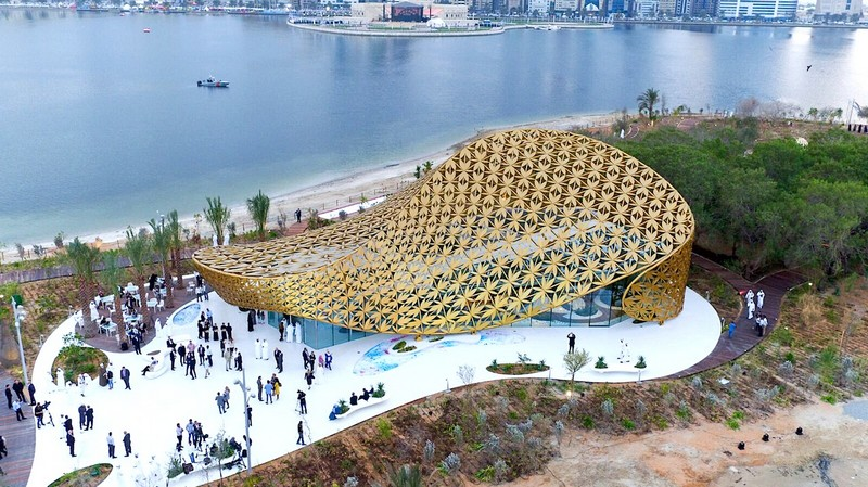 These two futuristic projects have structures inspired by nature  nature These two futuristic projects have structures inspired by nature These two futuristic projects have structures inspired by nature 5