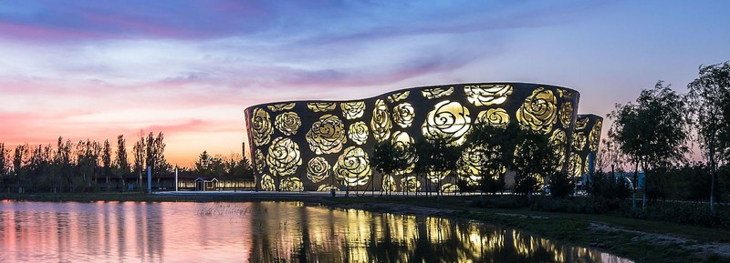 These two futuristic projects have structures inspired by nature  nature These two futuristic projects have structures inspired by nature These two futuristic projects have structures inspired by nature 7