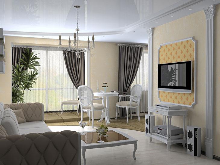 Description of interior design styles for Description of an interior designer