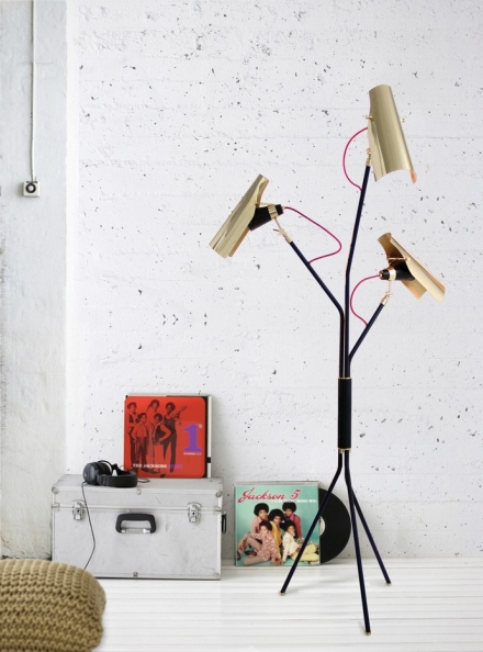 INCREDIBLE MIDCENTURY LAMPS AS YOU'VE NEVER SEEN THEM
