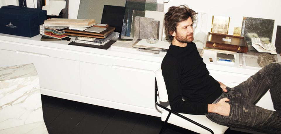 JOSEPH DIRAND, FRENCH INTERIOR DESIGNER