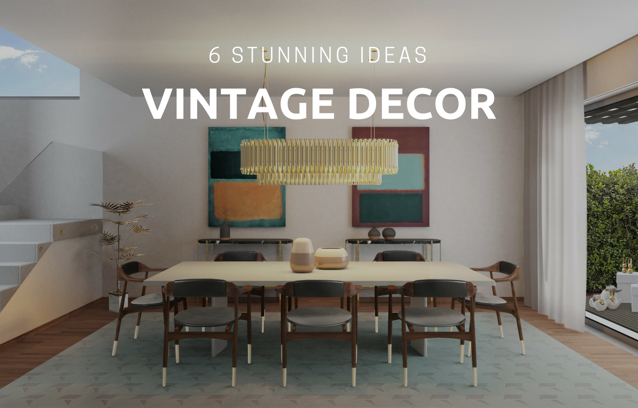 Vintage Interior Design Ideas You Were Desperately Looking For Inspirations Essential Home