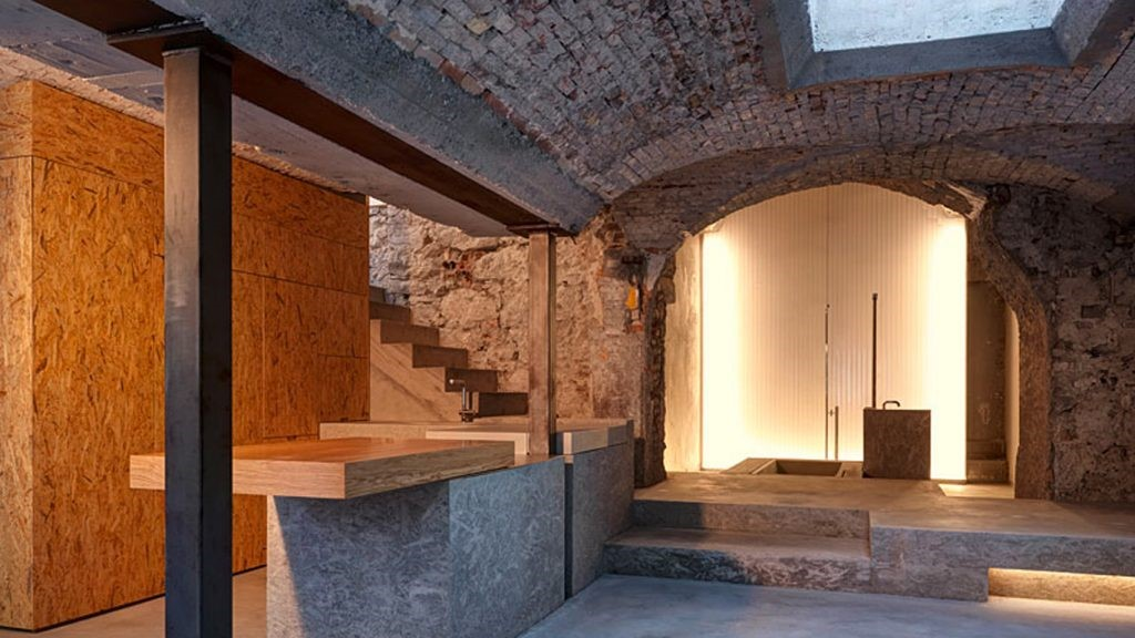 Stones in Interior Design or Back to 1850's, Essential Home  interior design Stones in Interior Design or Back to 1850's 1