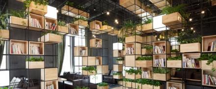 10 Design Shelving Ideas for Book Lovers