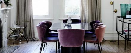 Interior Design Inspiration: Vintage Furniture and Texture