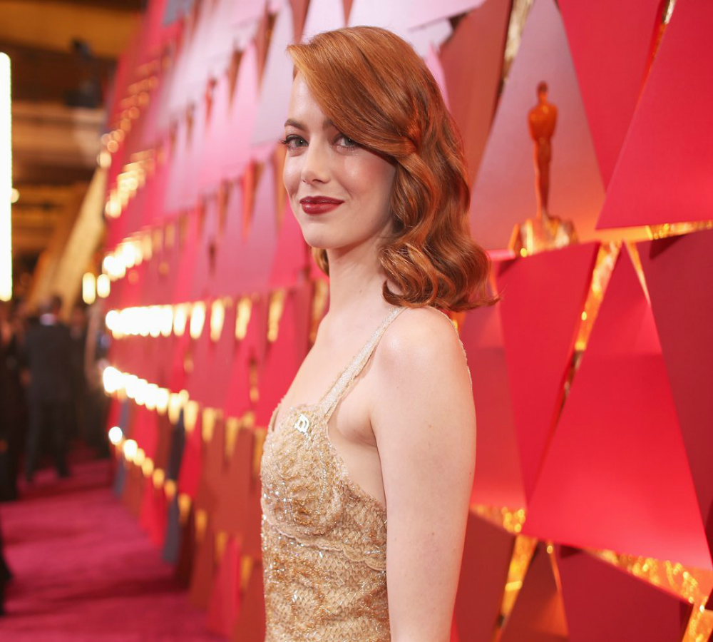 The red carpet that inspires us | oscars 2017 and furniture designs oscars 2017 The red carpet that inspires us | oscars 2017 and furniture designs emma stone3