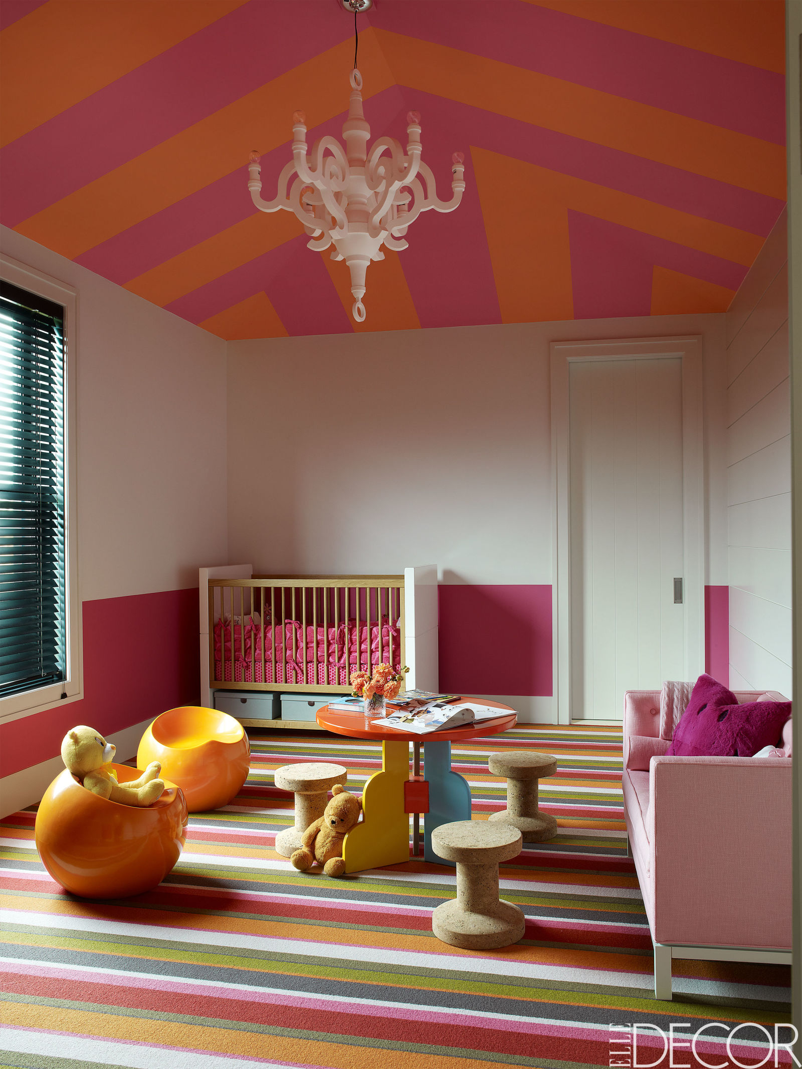 Beautiful ceiling ideas inspirations essential home for Baby shop decoration ideas