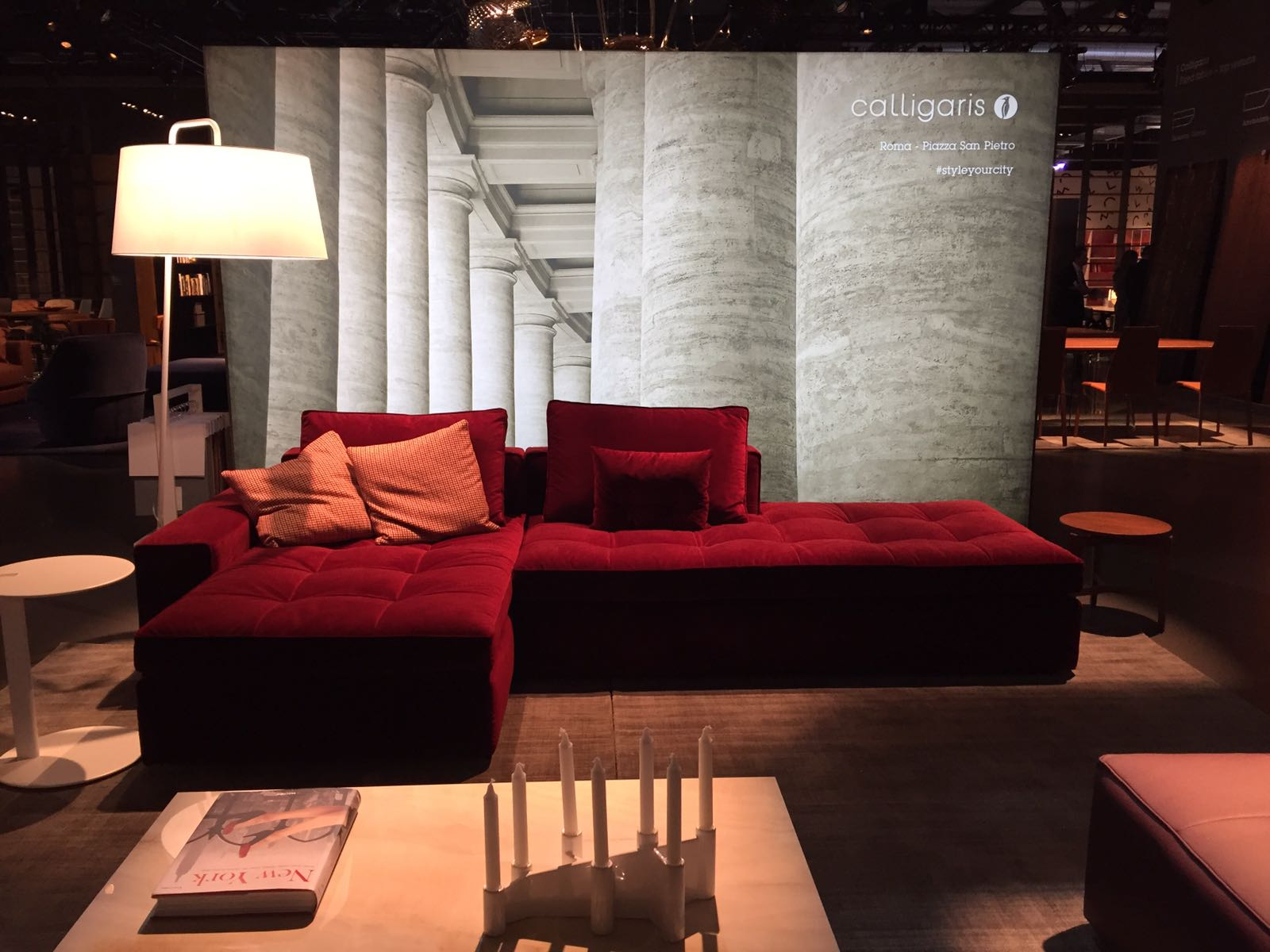 Color Trends Spotted at iSaloni 2017 | You can visit us at our website, www.essentialhome.eu and check our Pinterest @midcenturyblog to get more #MidCenturyModern inspiration. color trends Color Trends Spotted at iSaloni 2017 Color Trends Spotted at iSaloni 2017