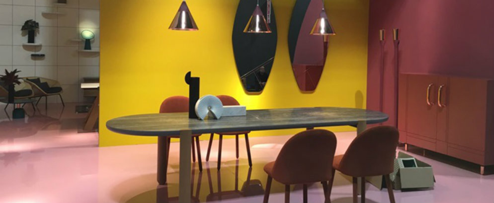 Color Trends Spotted at iSaloni 2017 | You can visit us at our website, www.essentialhome.eu and check our Pinterest @midcenturyblog to get more #MidCenturyModern inspiration.
