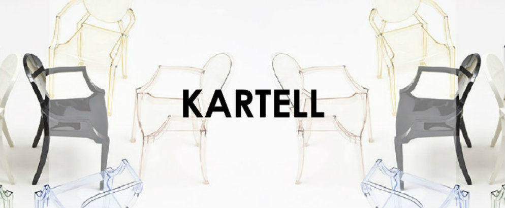 Post iSaloni - Get inspired by the Italian brand Kartell | You can visit us at our website, www.essentialhome.eu and check our Pinterest @midcenturyblog to get more #MidCenturyModern inspiration.