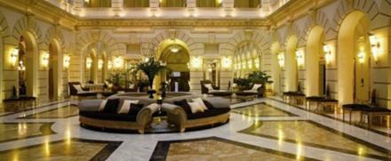 Luxury hotels – Boscolo in Budapest