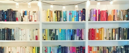 How to decorate the interior with books: 10 interesting ideas