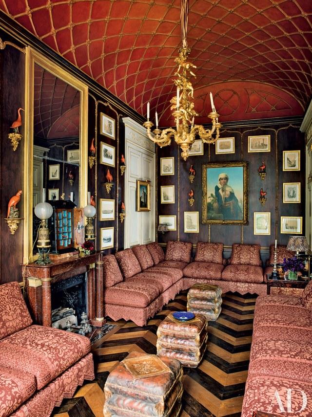 10 Extravagant Interiors by Studio Peregalli 10 Extravagant Interiors 10 Extravagant Interiors by Studio Peregalli studio peregalli ad100 003