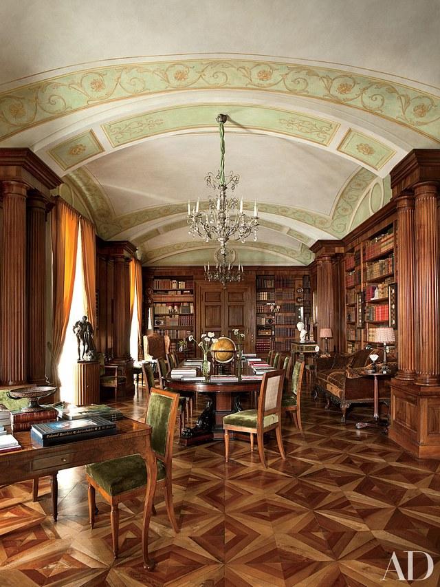 10 Extravagant Interiors by Studio Peregalli 10 Extravagant Interiors 10 Extravagant Interiors by Studio Peregalli studio peregalli ad100 010