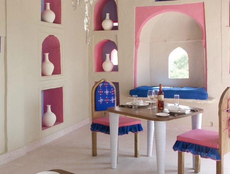 Authentic hotel in India Authentic hotel in India Zanana Restaurant Lakshman Sagar Resort 740x560