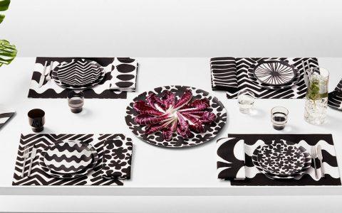 Scandinavian patterns Black and white Scandinavian patterns in interior design TARGET KOKO 4A 480x300