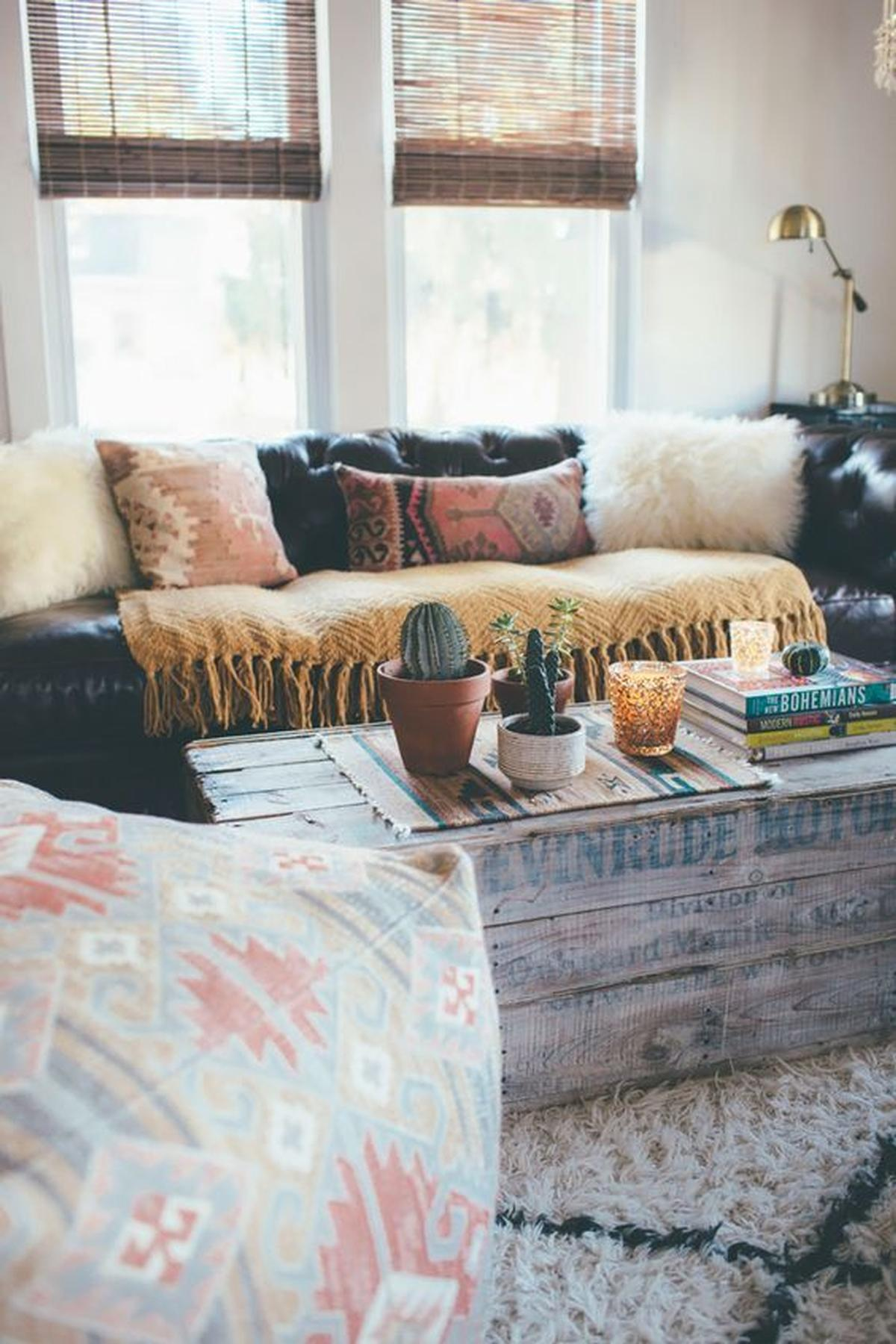 Boho style in the interior inspiration ideas – Inspirations