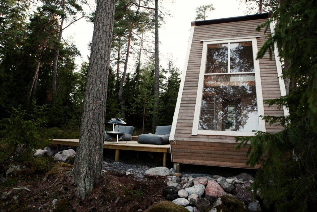 tiny house A tiny house in Finland metsa   1024x683