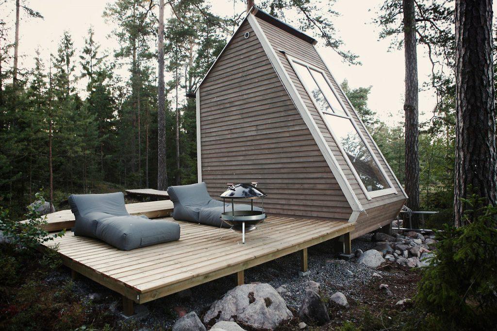 A tiny house in Finland tiny house A tiny house in Finland mo  kki 1024x682