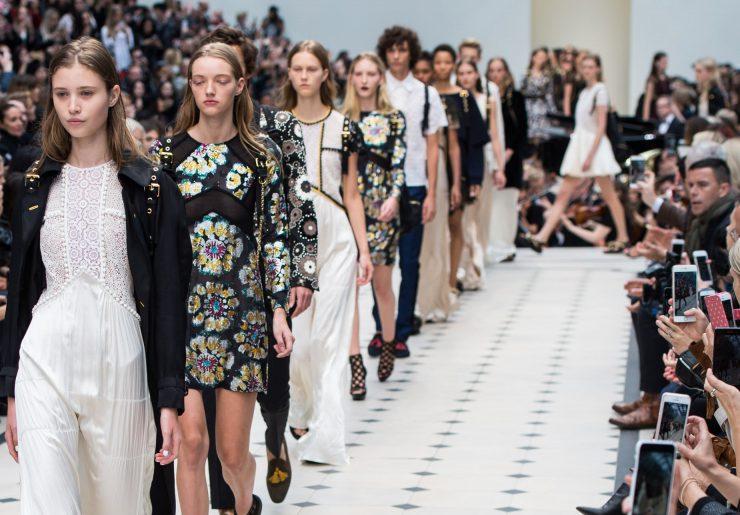 London Fashion Week Spring 2018 London Fashion Week Spring 2018: The Highlights london fashion week 740x515