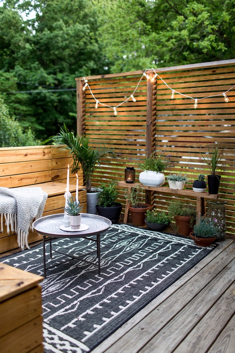 Mid-Century Design for Small Outdoor Spaces'_1 mid-century design Mid-Century Design for Small Outdoor Spaces' The Illusion of Small Areas for Outdoor Spaces    1