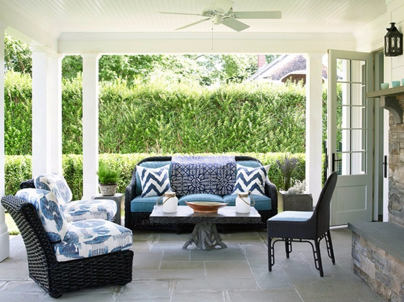 Mid-Century Design for Small Outdoor Spaces'_9 mid-century design Mid-Century Design for Small Outdoor Spaces' The Illusion of Small Areas for Outdoor Spaces    9