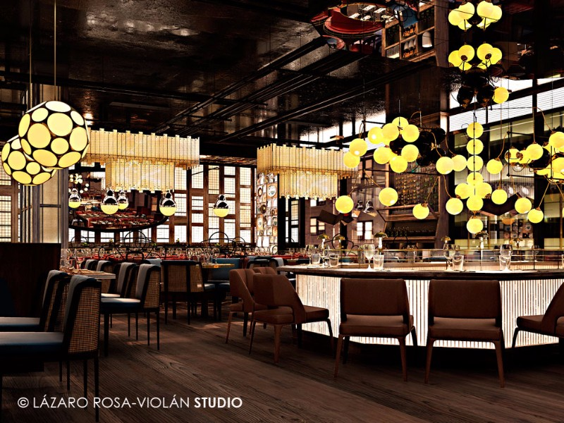 The Interior Design Bar Has Been Raised by Lázaro Rosa Violán Studio_7 interior design The Interior Design Bar Has Been Raised by Lázaro Rosa Violán Studio The Interior Design Bar Has Been Raised by L  zaro Rosa Viol  n Studio 7