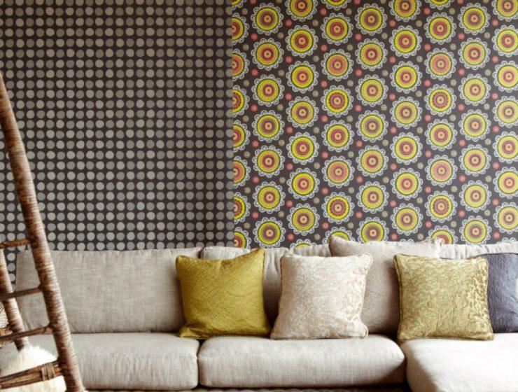 pattern wallpaper Enrich Your Home Design W/ Some Fancy Pattern Wallpaper Ideas Enrich Your Home Design W Some Fancy Pattern Wallpaper Ideas capa 740x560