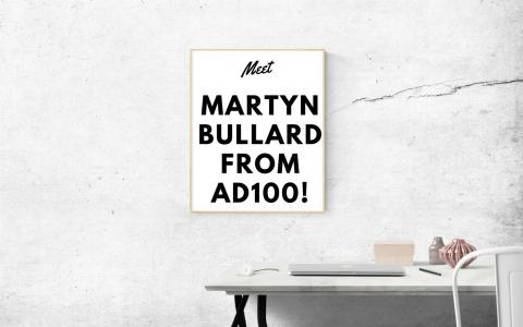 Meet Martyn Bullard from AD100! AD100 Meet Martyn Bullard, The World Renowned Designer Featured in AD100! Meet Martyn Bullard from AD100 capa 480x300