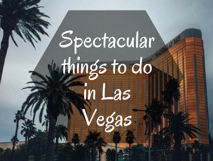 5 Spectacular Things to Do in Las Vegas That'll Take Your Breath Away