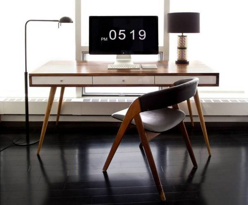 5 Creative Ways to Style Your Mid-Century Table mid-century table 5 Creative Ways to Style Your Mid-Century Table 5 ways to style midcentury table 1