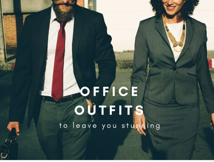 Stylish Office Outfits that Are Perfect for Creative Personalities office outfits Stylish Office Outfits that Are Perfect for Creative Personalities Office outfits 740x560