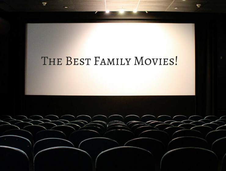 The Best Family Movies to Watch with the One's You Love Most! capa