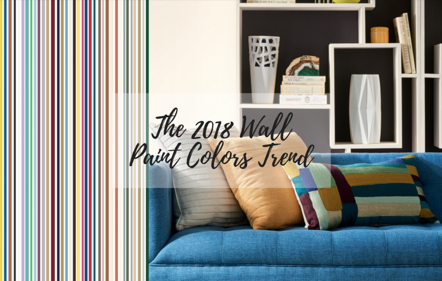 These Are The 2018 Wall Paint Colors That You Don't Wan't To Miss_10