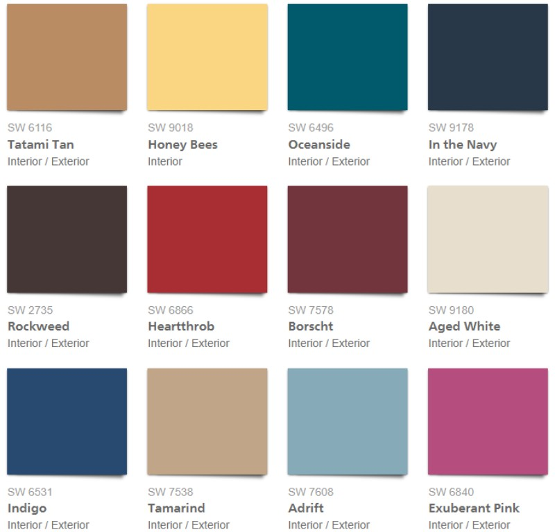 These Are The 2018 Wall Paint Colors That You Don T Wan To