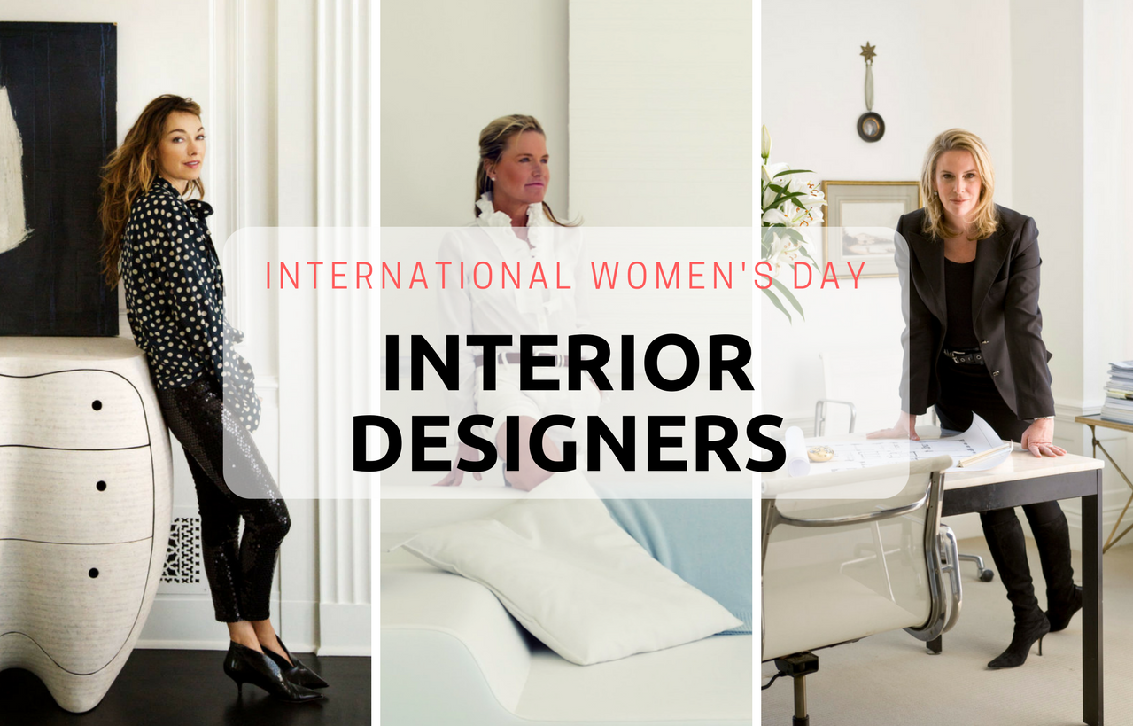 10 Inspiring Women Who Hen To Be The Best Interior
