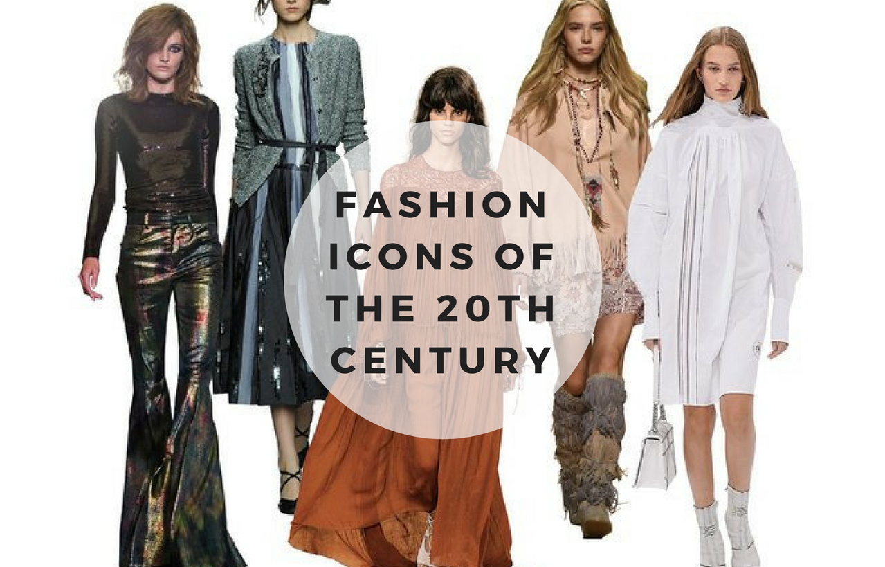 Fashion style Fashion Inspirationseven icons that everyone should know for girls