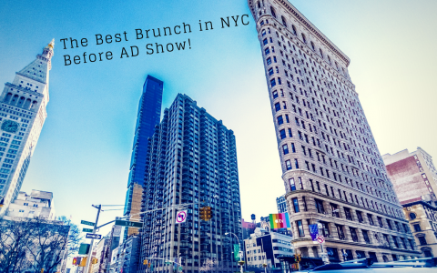 Where to Have the Best Brunch in NYC Before AD Show Opens Its Doors