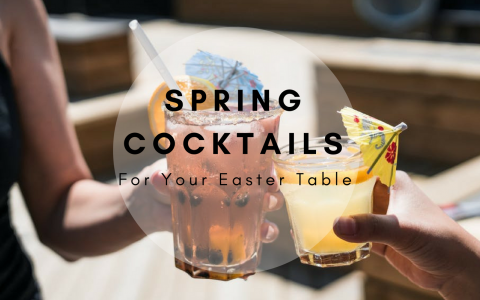 6 Delicious Spring Cocktails that Should be on Your Easter Table easter table 6 Delicious Spring Cocktails that Should be on Your Easter Table dazzle 480x300