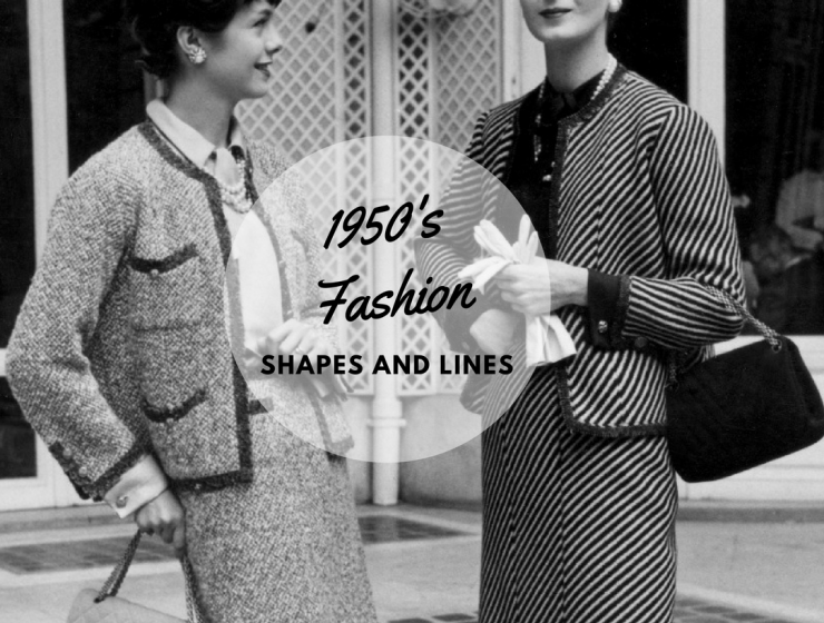 da4bcf45cc19 Tag: 1950s fashion trends. The Shapes and Lines that Defined 1950s Fashion  1950s fashion The Shapes and Lines that Defined