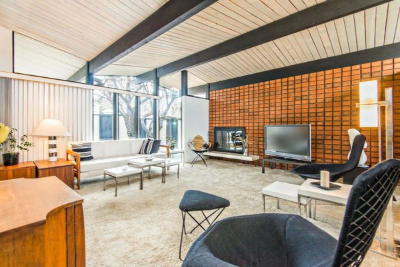10 Mid Century Modern Homes We Wouldn T