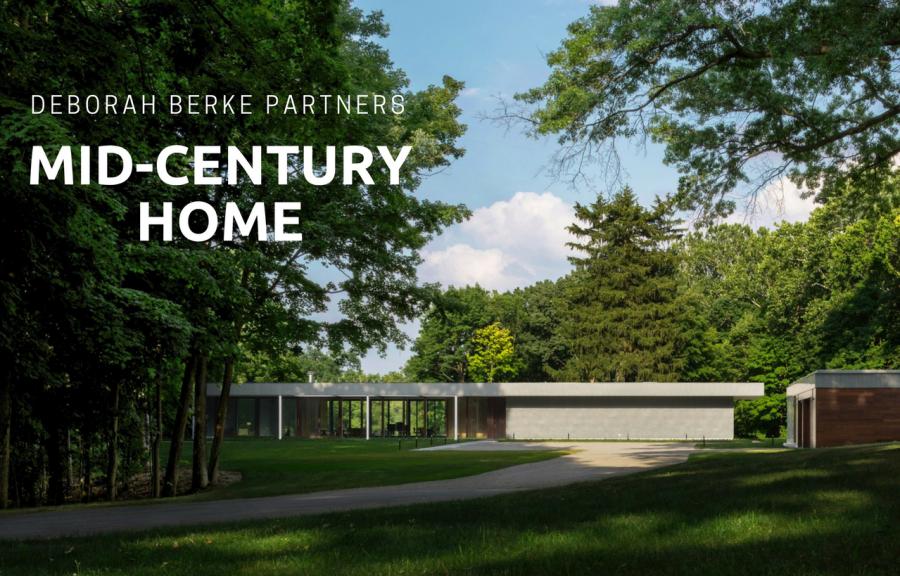 A Mid-Century Modern Home in Indiana by Deborah Berke Partners_1