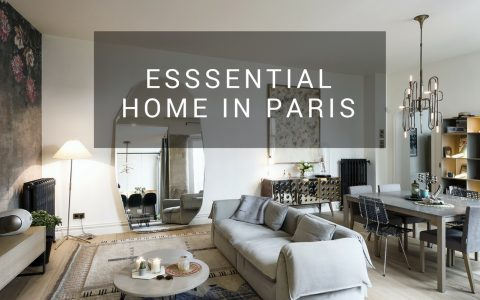 Paris is always a good idea and essential home agrees