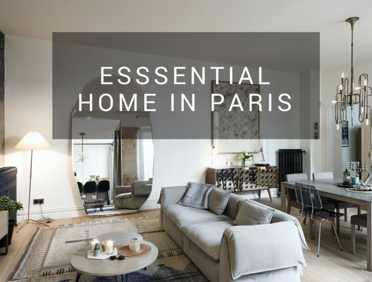 """Paris is Always a Good Idea"""" and Essential Home agrees"""