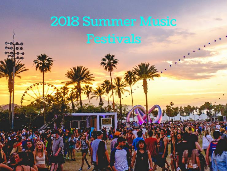 summer music festivals capa