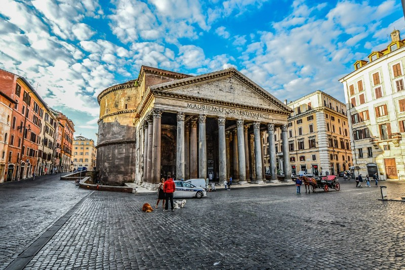 10 rome buildings that were not built in a day but are still amazing