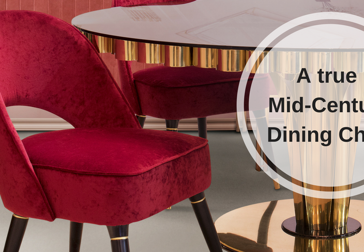 5 Things You Didn't Know About Your Favorite Mid-Century Dining Chairs capa