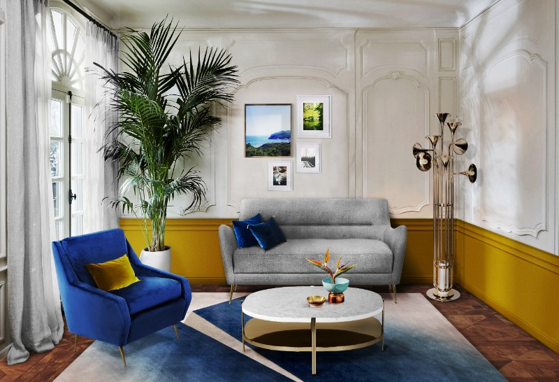 5 Secrets to Making Your Mid-Century Living Room Ready for Movie Night mid-century living room 5 Secrets to Making Your Mid-Century Living Room Ready for Movie Night ambience 78 HR